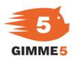 Gimme5 Promo codes
